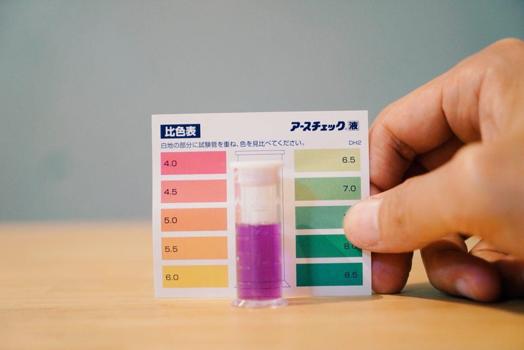 酸度測定液