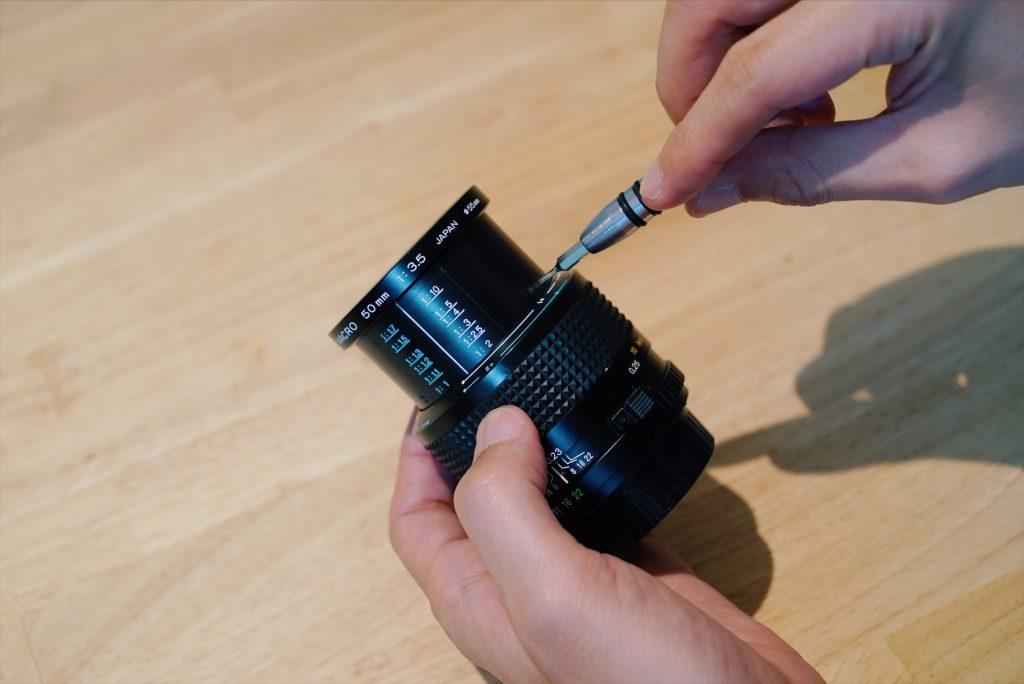 MINOLTA MD MACRO 50mm F3.5